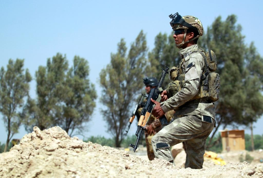 US says Iraqi forces lack will to fight IS