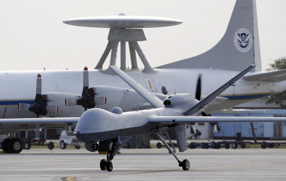 Military weighs cutbacks, shifts in drone programs