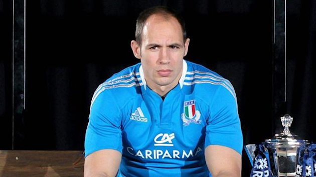 Sergio Parisse - presentation tournoi 6 nations italie - 23 janvier 2013