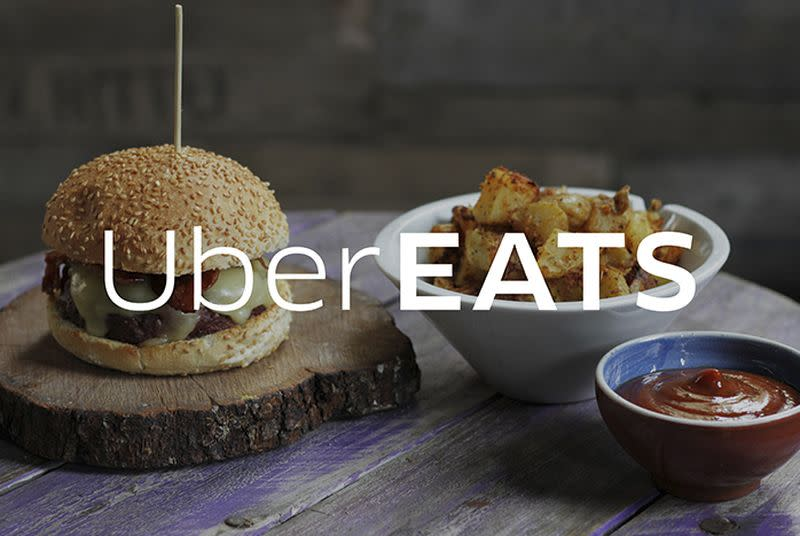 Uber is bringing its food delivery service to New York City and Chicago