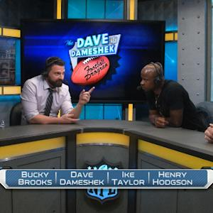 DDFP TV: Ike Taylor drafts for Steelers
