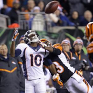 Week 16: Denver Broncos wide receiver Emmanuel Sanders highlights