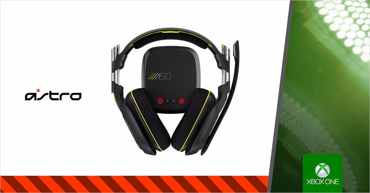 Astro Gaming® Xbox 1 Headsets