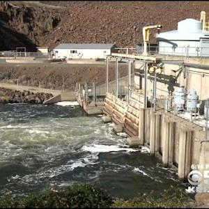 Hydroelectric Power Declining During California's Record Drought