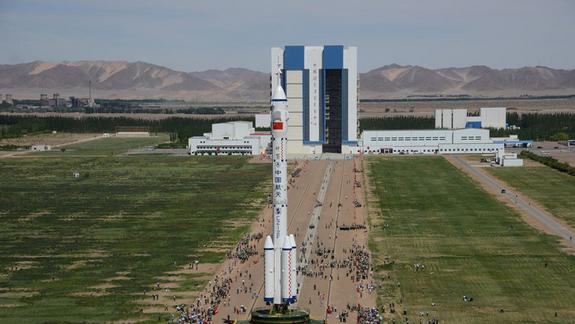 China Counting Down to Launch Space Docking Mission Saturday