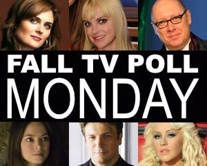 Fall TV Poll | Monday: Rick Castle Vs. James Spader and Other DVR Dilemmas