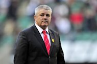 New British and Irish Lions coach Warren Gatland, pictured in February 2012, said he would travel to France on Wednesday to meet with potential squad members for the 2013 tour of Australia and discuss the issue of player release