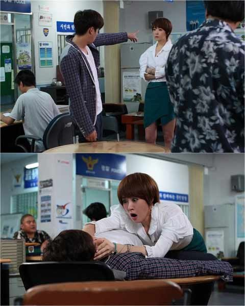 'I Do I Do' Stills Show Kim Sun Ah Getting Sexy, Lee Jang Woo Getting Drunk