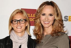 Lauren Blitzer, Chely Wright | Photo Credits: Jason LaVeris/FilmMagic