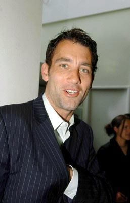 Clive Owen at the London premiere of Warner Brothers' Harry Potter and the Prisoner of Azkaban