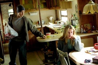 Eminem and Kim Basinger in Universal's 8 Mile