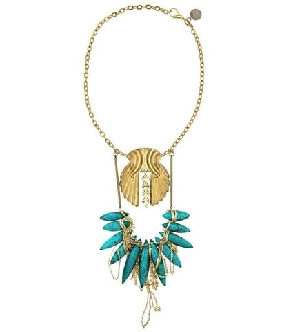 Gemma Redux Bianca necklace, $379 [on sale], at Charm & Chain