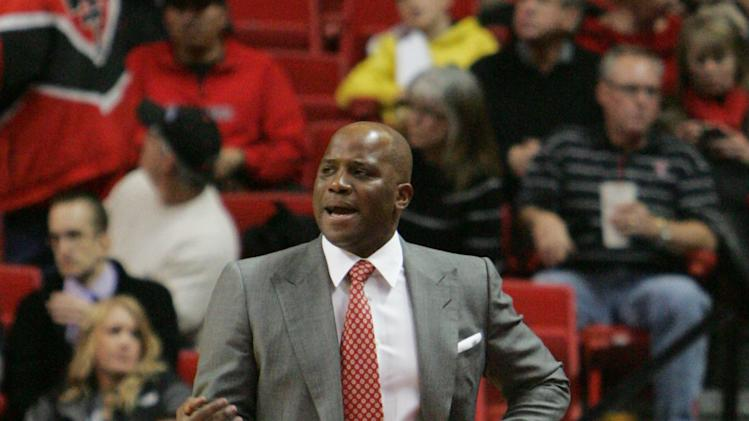 NCAA Basketballl: Baylor at Texas Tech