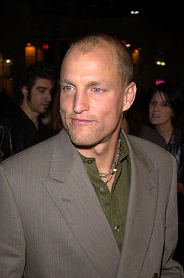 Woody Harrelson at the Westwood premire of 20th Century Fox's Say It Isn't So
