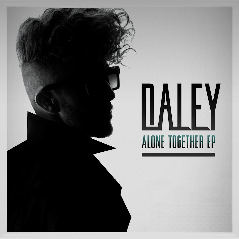 "This CD cover image released by Universal Republic shows the latest release by Daley, ""Alone Together EP."" (AP Photo/Universal Republic)"