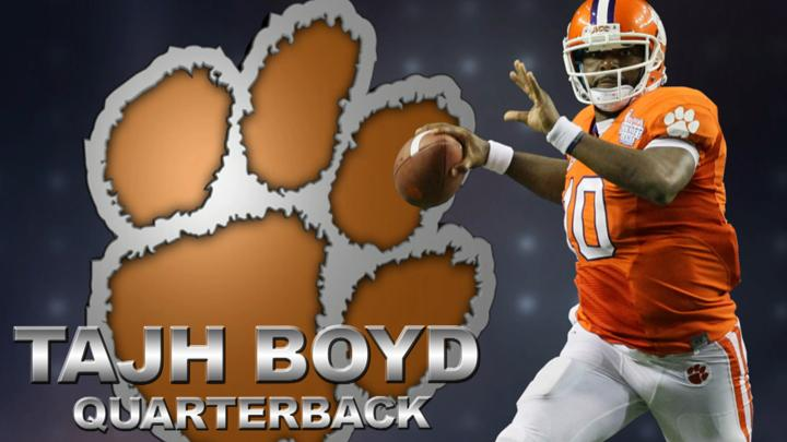 Best of Tajh Boyd vs Syracuse