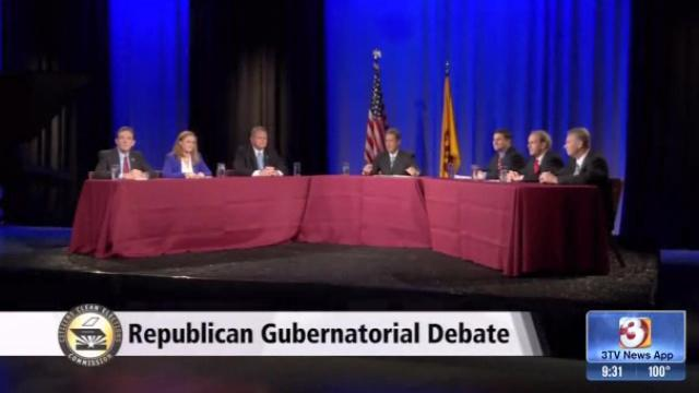 Arizona governor hopefuls debate hot-button issues