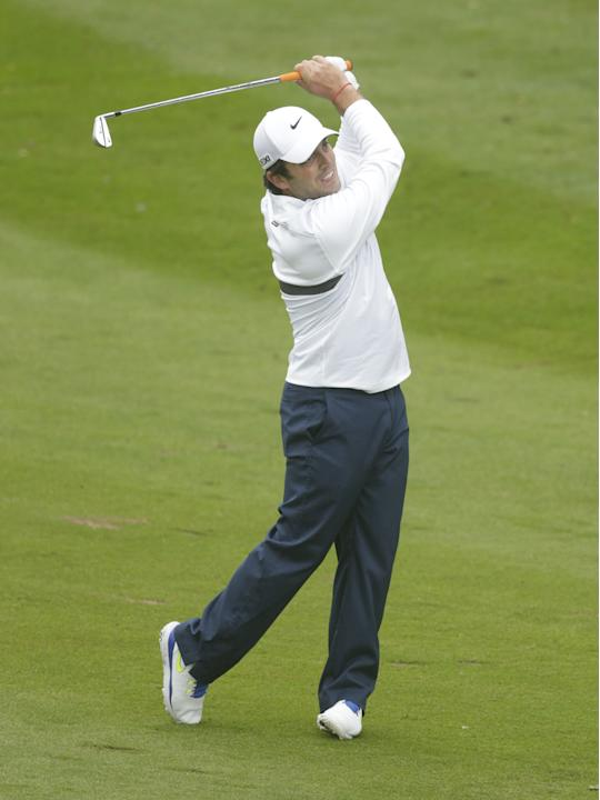 Golf - 2013 Johnnie Walker Championships - Day One - Gleneagles