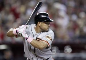 Cabrera, Blanco lead Giants past Arizona 7-3