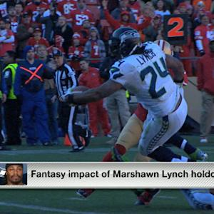 Fantasy impact of Marshawn Lynch's holdout