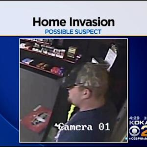 Fayette County Home Invasion Suspect