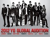 YG to hold their first global audition