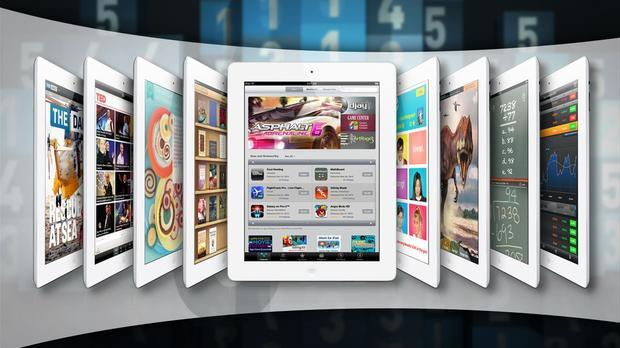 When it comes to apps, tablet users are bigger spenders