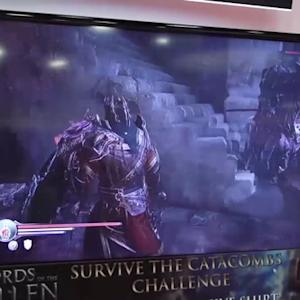 Lords of the Fallen - Comic-Con 2014 Floor Demo