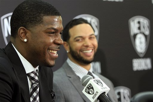 King says Nets a playoff team, but still need more