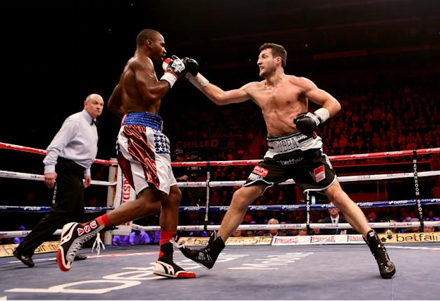 Carl Froch v Yusaf Mack - IBF World Super Middleweight Title Fight