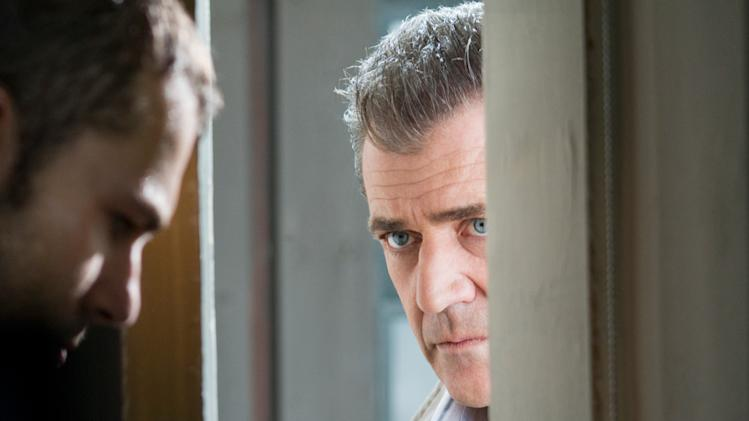 Edge of Darkness Production Photos 2010 Warner Bros. Mel Gibson