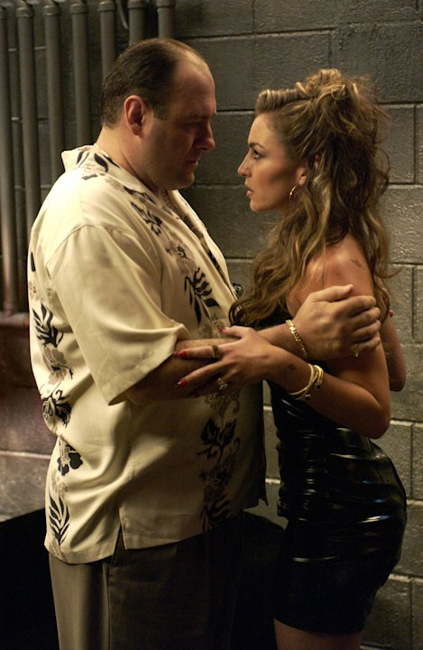 Adriana La Cerva left The Sopranos after it was found out she was an informant for the FBI. Silvio gunned her down in the woods as she tried to crawl away to safety. Drea de Matteo 