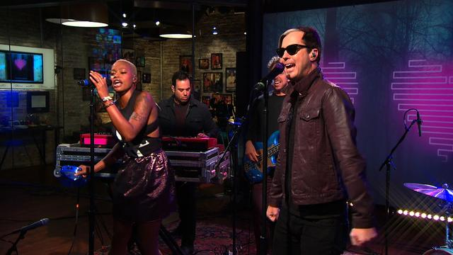 "Fitz and The Tantrums perform ""The Walker"""