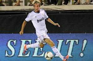 Coentrao resumes Real Madrid training