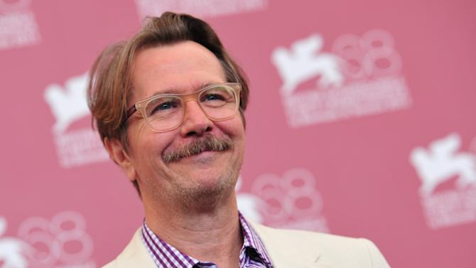 British actor Gary Oldman
