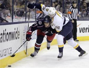 Blue Jackets win finale, but miss playoffs