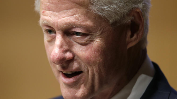 Bill Clinton: States need to be better budgeters