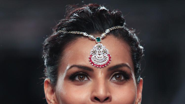 India International Jewellery Week 2013 - Day 2