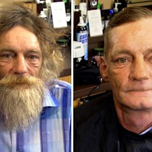 'No More Caveman!' Homeless Piano Prodigy Stunned by His Remarkable Makeover