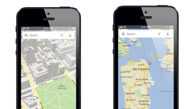 Review: New Google Maps boasts big improvements