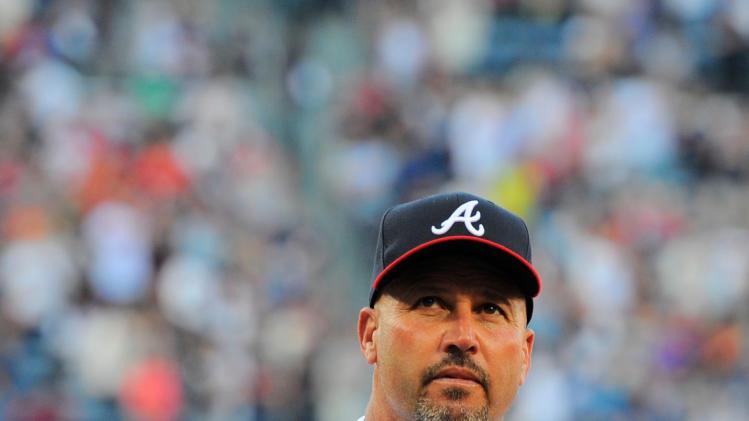 MLB: Philadelphia Phillies at Atlanta Braves