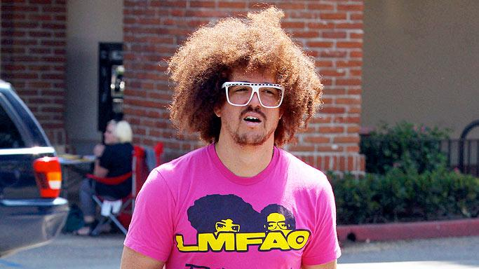 Redfoo Out InLA