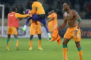 With Cote d'Ivoire qualified, Drogba sets sights on World Cup knockout stage