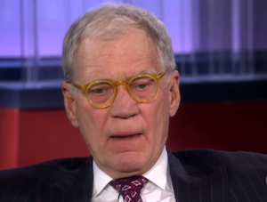 David Letterman: Jay Leno Is Really Funny - but Boy Is He Insecure
