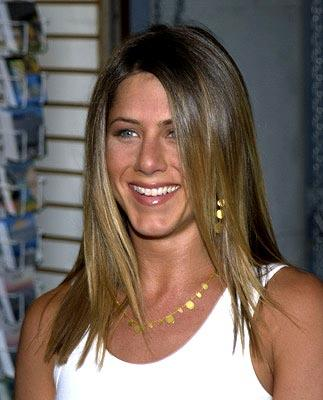 Jennifer Aniston at the Hollywood premiere of Fox Searchlight's The Good Girl