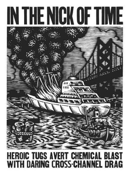 Disasters on the Delaware Come Alive at Exhibit