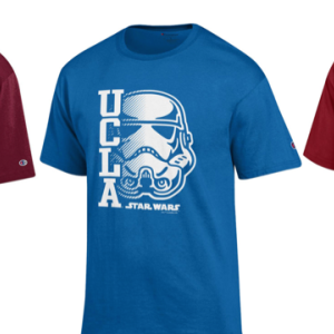 Mad Dash: Star Wars, colleges team up on apparel deal