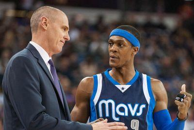 Rajon Rondo unlikely to stay in Dallas after this season, per report