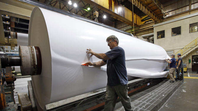Decline of Maine's paper mills hurts middle class