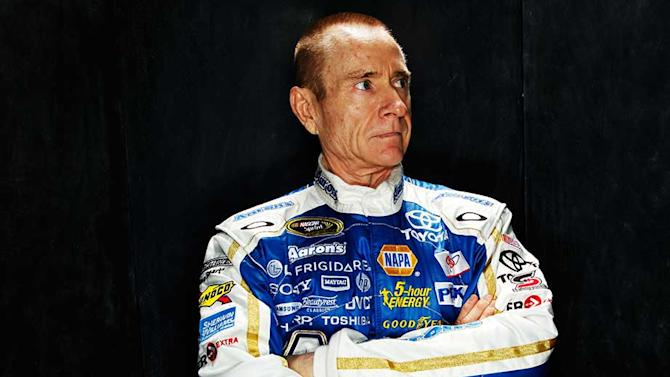 Mark Martin still tight-lipped about career path